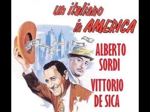 Un Italiano in America - Alberto Sordi, Vittorio De Sica
