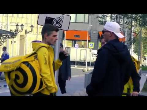 EDWARD BIL ПРАНК / НАПАДЕНИЕ НА ЯНДЕКС ЕДА