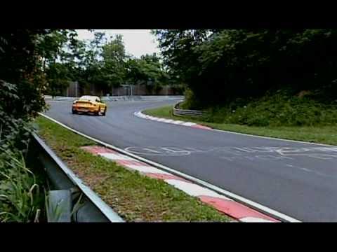 '01 Porsche RUF 911 Turbo R Auf Nürburgring | '01 Porsche RUF 911 Turbo R на Nürburgring