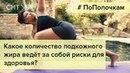 Процент жира в теле Возможно ли здоровое ожирение ghjwtyn bhf d ntkt djpvj yj kb pljhjdjt j bhtybt