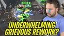 Grievous Separatist Rework Super Underwhelming? 3 Star Droideka Testing! | Galaxy of Heroes