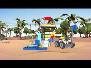 Creator 3in1 Sunshine Surfer Van