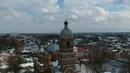 Dji spark Footage Savior Transfiguration Cathedral in the city of Kovrov