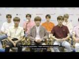 NCT 127 Talk Empathy Love For Fans More! _ Exclusive Interview