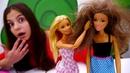 Барби идёт на свидание. Видео для девочек игры с куклами.