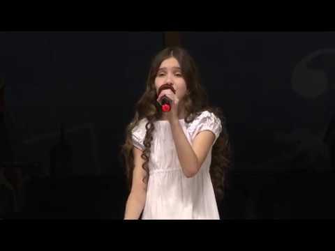 Богомолица. Орлова Валерия, 12 лет.
