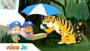 Гуппи и пузырики 2 сезон 3 серия Nick Jr Россия