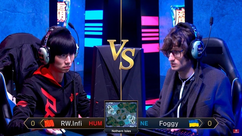 WGL 2018 1/2 с Майкером: Infi vs Foggy