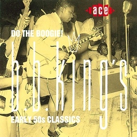 B.B. King альбом Do The Boogie!