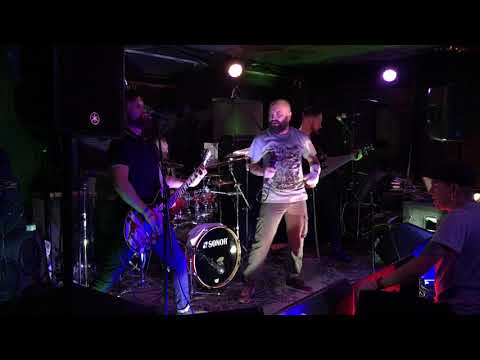 Стая Коней English song live 20 10 18 Stay Punx Fest II