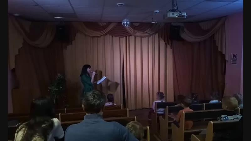 Литературная гостиная по творчеству М. Придворова в ДК Бригантина г. Миасс