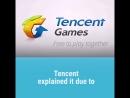 У китайского гиганта Tencent упал заработок с мобильных игр