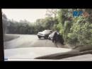 Полицейский в Техасе спас жизнь автомобилистки