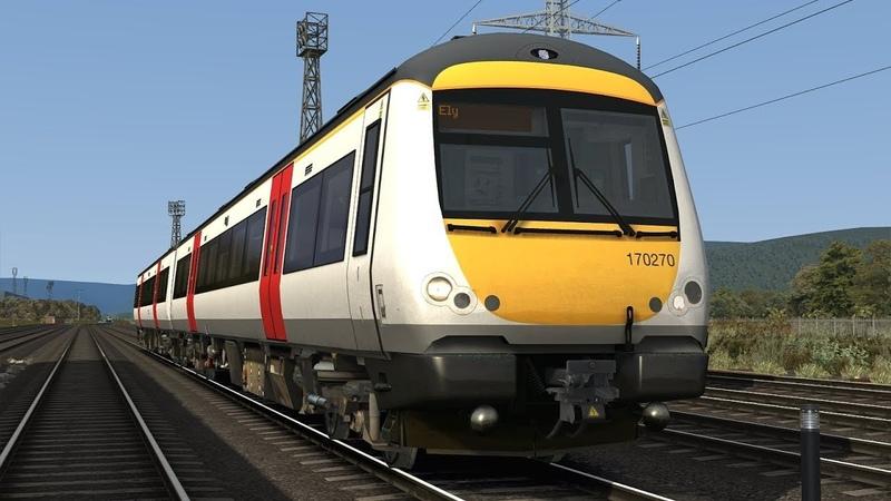 Train Simulator - Class 168/170/171 Enhancement Pack - Armstrong Powerhouse