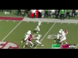 North Texas punt returner never waived for a fair catch, goes 90 yards for the TD