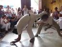 Na Vadiação da Capoeira Angola Cenorinha e Castor