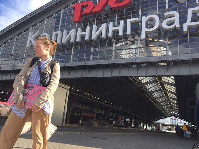 Настя Михеева   Калининград