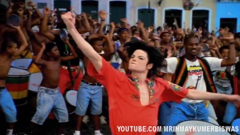 Michael Jackson- They Dont Care About Us (BluRay 720p)