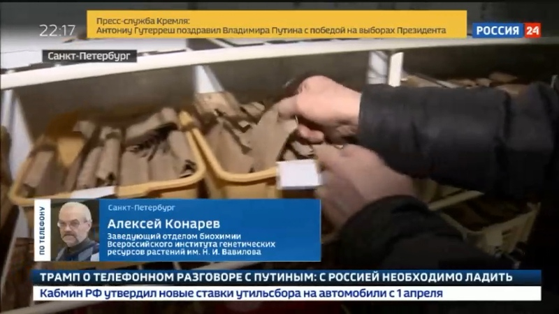Новости на Россия 24 • Скандал Судного дня: в России разоблачили продовольственный заговор
