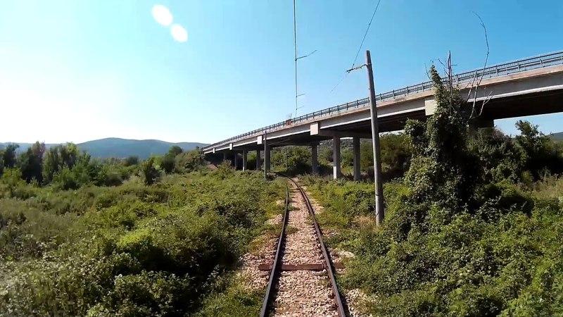 Train Cab Ride Bulgaria Stara Zagora - Gorna Oryahovitsa