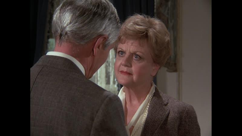 Она написала убийство HD - 1 сезон 0 серия. Часть вторая [Murder She Wrote - S01 E00 The Murder of Sherlock Holmes.Part 2](1984)