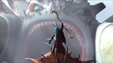 Драго со своей армией нападает на остров. Как приручить дракона 2 (2014) год.