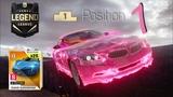 ASPHALT 9 - BMW Z4 SERIES - TOP 1 MP