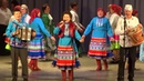 Марийский танец. Радуют Иликаев Ю. и С. Каншаева. Видео Хайбуллина Василия