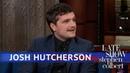 Josh Hutcherson: 'Hunger Games' Stars' Night At The Kit Kat Club