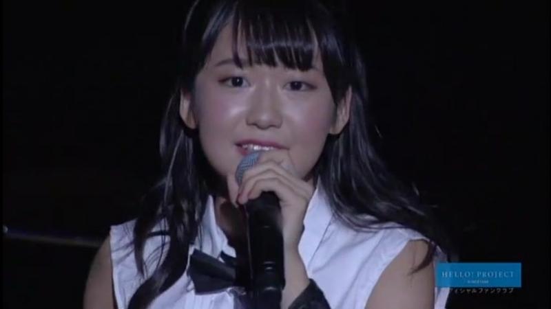 Nonaka Miki ♪ Aenai Nagai Nichiyoubi (Birthday Event 2017)