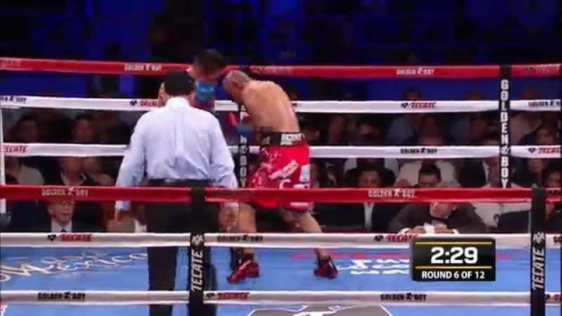 Орландо Салидо vs Франсиско Варгас (полный бой) [4.06.2016]