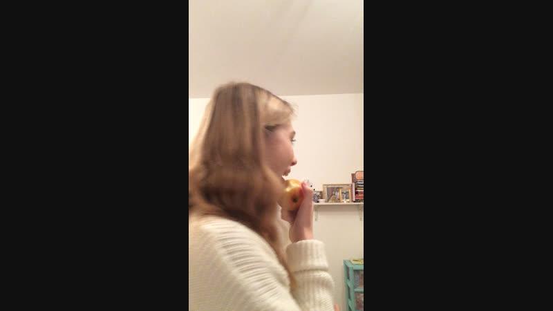 Едим печеньки