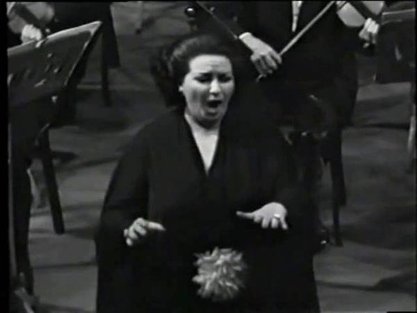Montserrat Caballe Signore ascolta Turandot