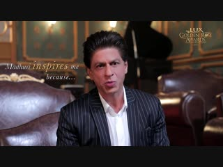 Lux Golden Rose Awards: Shah Rukh Khan's tribute to Madhuri Dixit