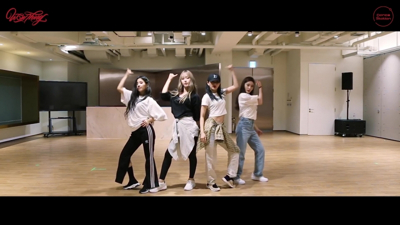 180921 SM Station Wow Thing Dance @ Practice