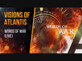 VISIONS OF ATLANTIS - Words of War (Live) (Official Lyric Video) Napalm Records