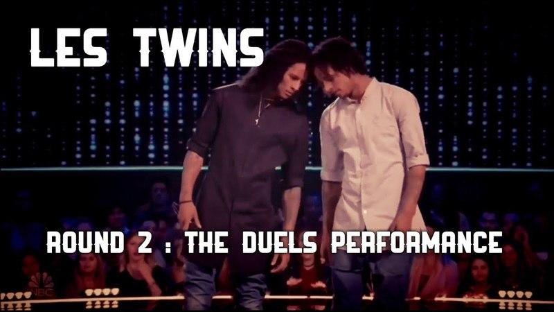 ★LES TWINS vs KYLE VAN NEWKIRK ★ WORLD OF DANCE NBC 2017 ★ THE DUELS (Full Performance)