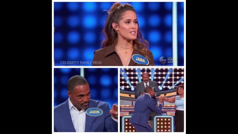 Oh, it's about to go down! It's @greysabc v @station19 this Sunday at 8pm/7 central on CelebrityFamilyFeud! Both my Grey