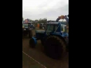 гонки трактора