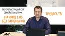 Перерегистрация ККТ семейства ШТРИХ на ФФД 1.05 без замены фискального накопителя | Секреты сервиса