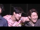 20181012 KIM HYUN JOONG JAPAN TOUR Take my hand -- HEAT talk.