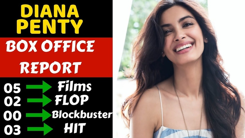 Diana Penty Box Office Collection Analysis Hit and Flop Movies List
