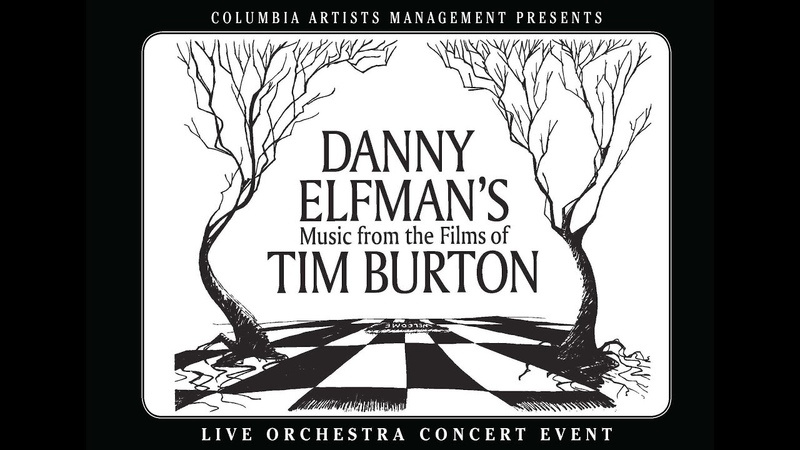 Danny Elfman's Music from the Films of Tim Burton Live From Lincoln Center (COMPLETE)