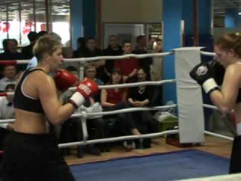 Zita Zatyko - Diana Kiss second fight