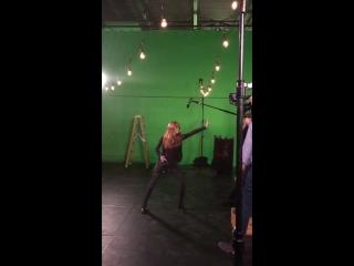 Съёмки: Кэтрин за кадром 3 сезона
