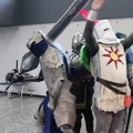 The Dark Souls Army Recruits
