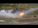 Войска Южного военного округа получили партию модернизированных систем ТОС-1А « Буратино ». Уралвагонзавод