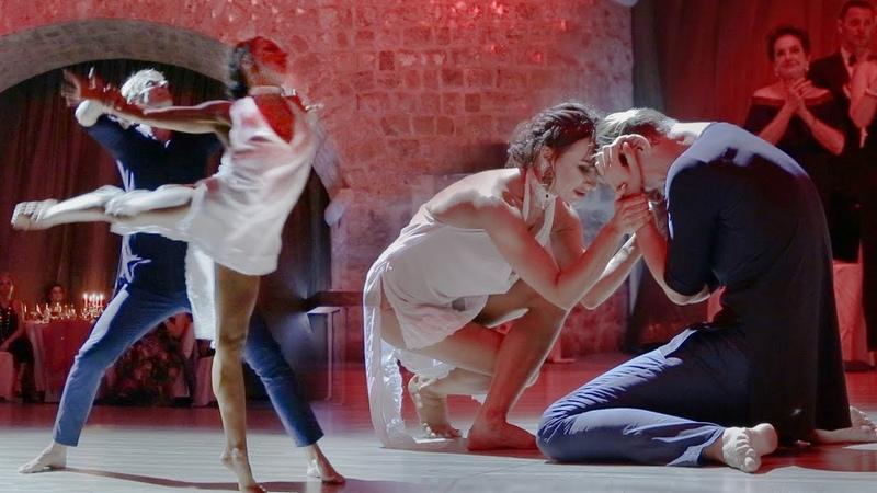 Marko Ciboci - Ekaterina Krysanova   2018 Adriatic Pearl Dubrovnik - Showcase Tribute