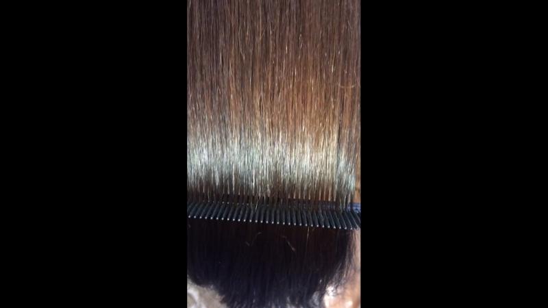 Волосы как шёлк 😍😍😍