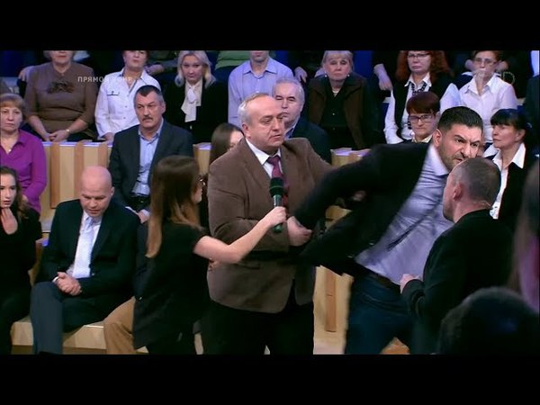 Франц Клинцевич заткнул невоспитанного Фуада Аббасова